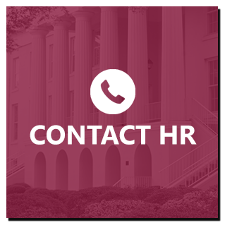 Contact Us (Human Resources)
