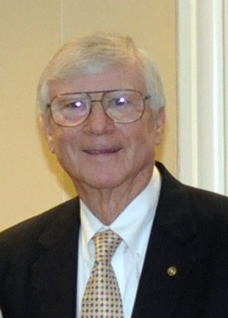 2001 - Joe Troutman (Class of 1958) 2