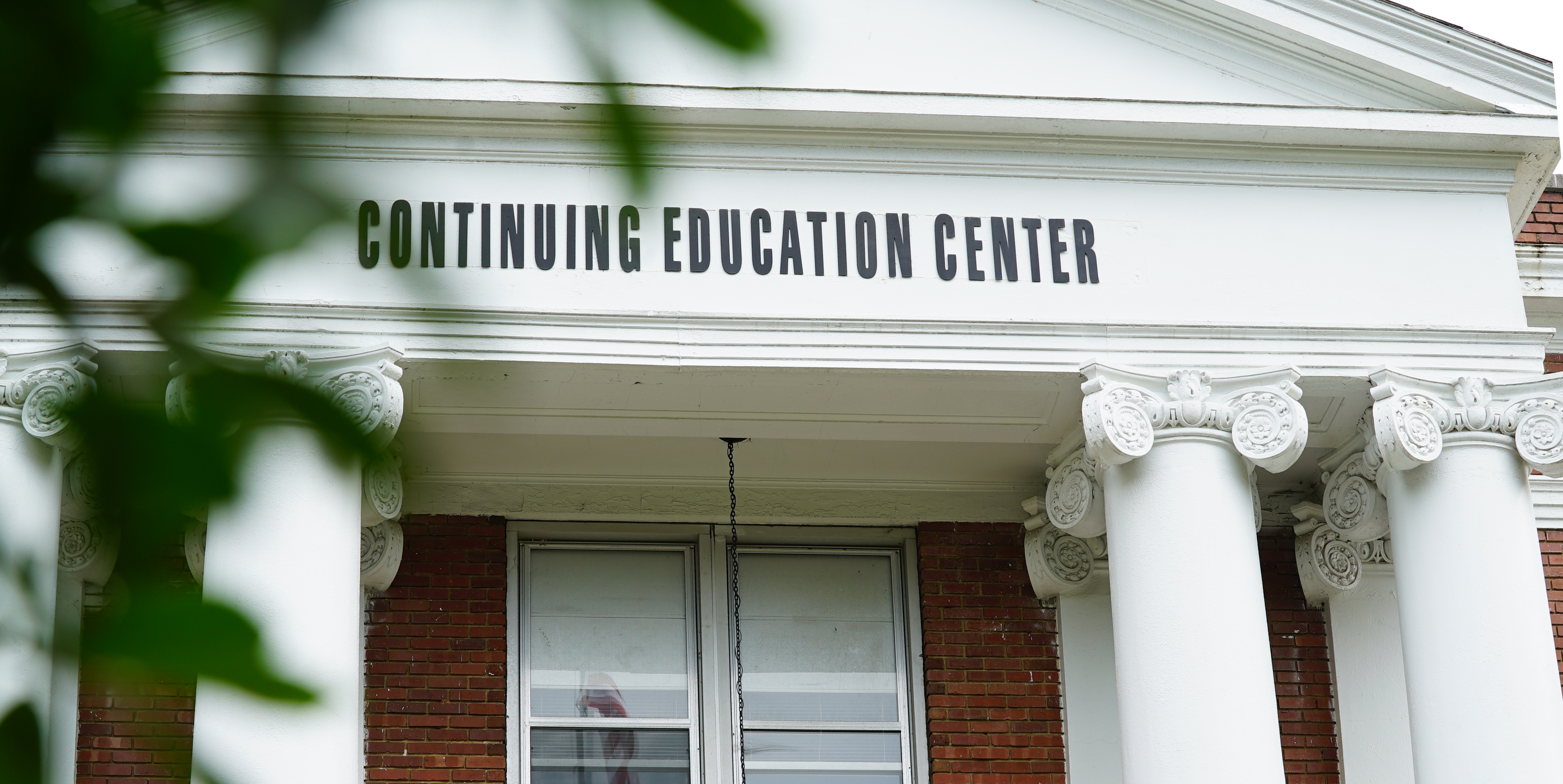 Mitchell's Continuing Education Center building