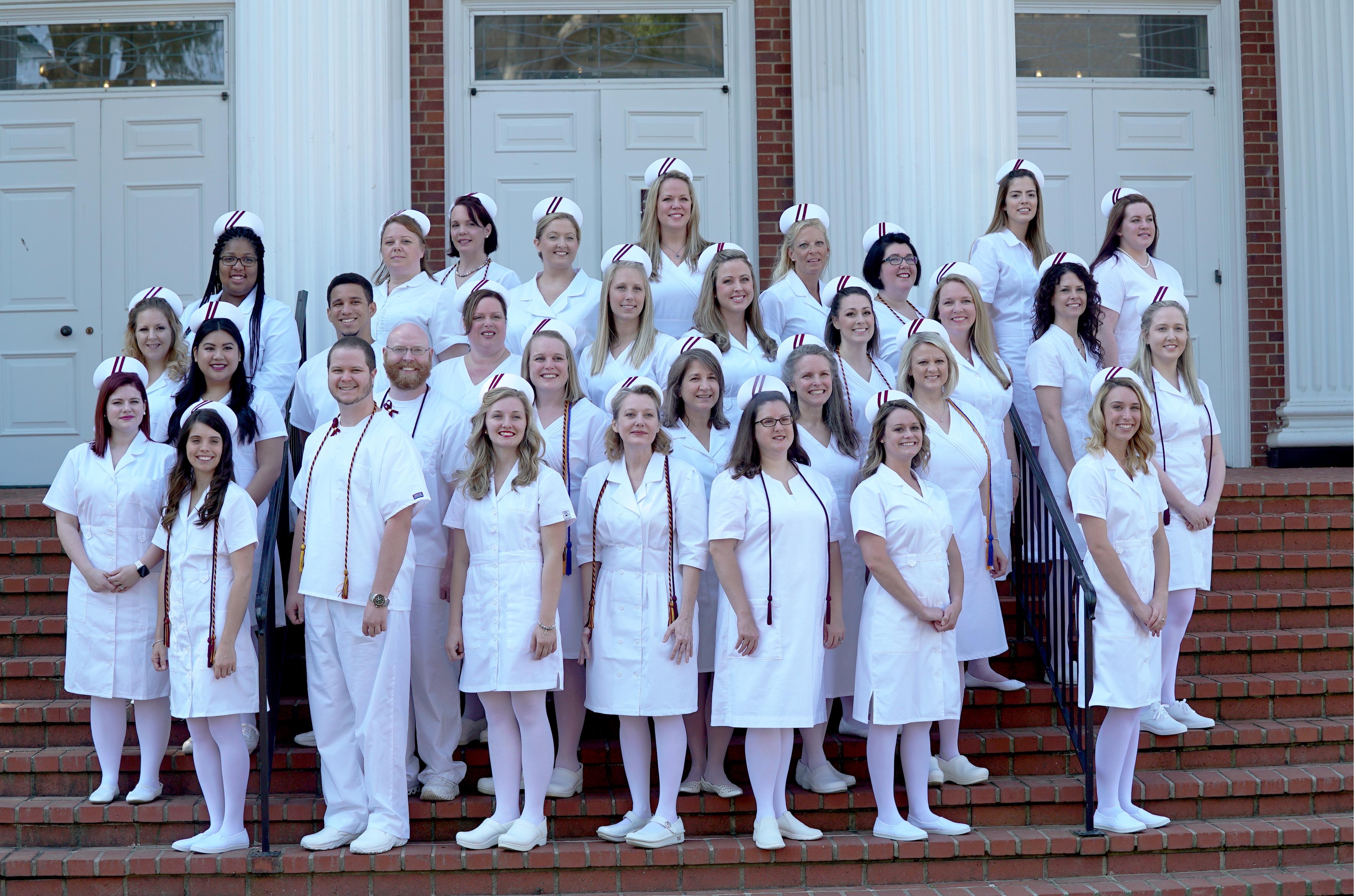 Associate Degree Nursing Class of 2017