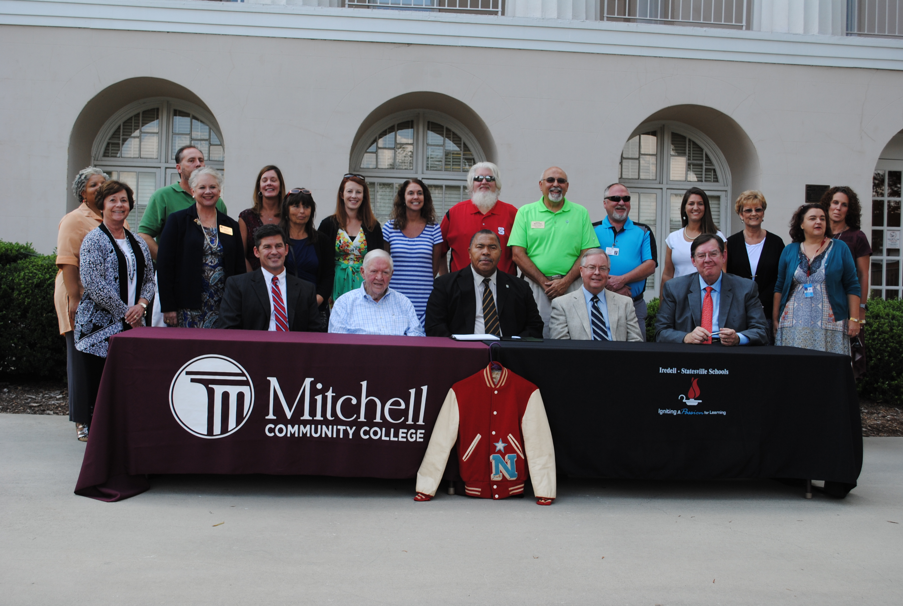 Mitchell and Iredell-Statesville Schools apply for third early college