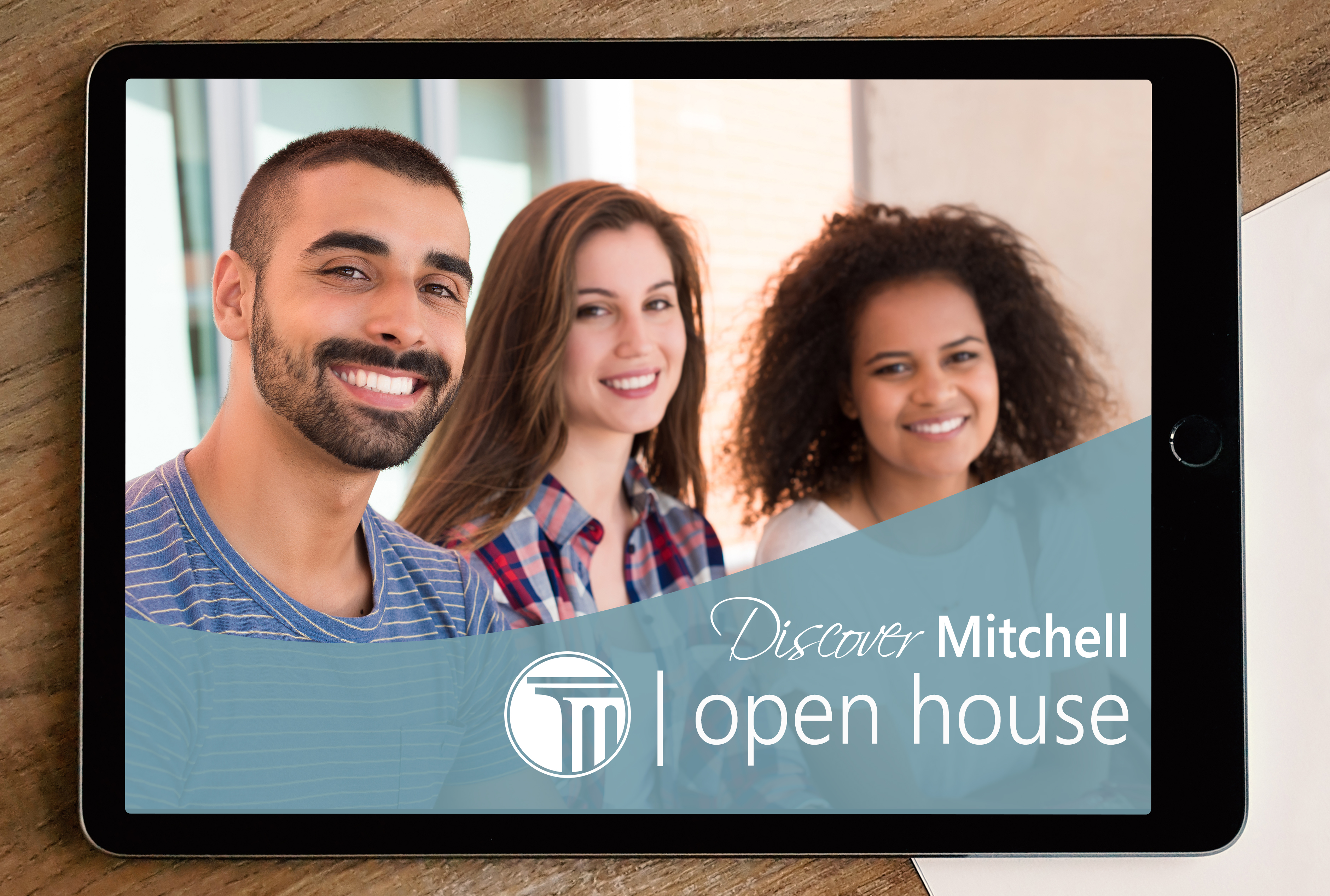 DIscover Mitchell Open House