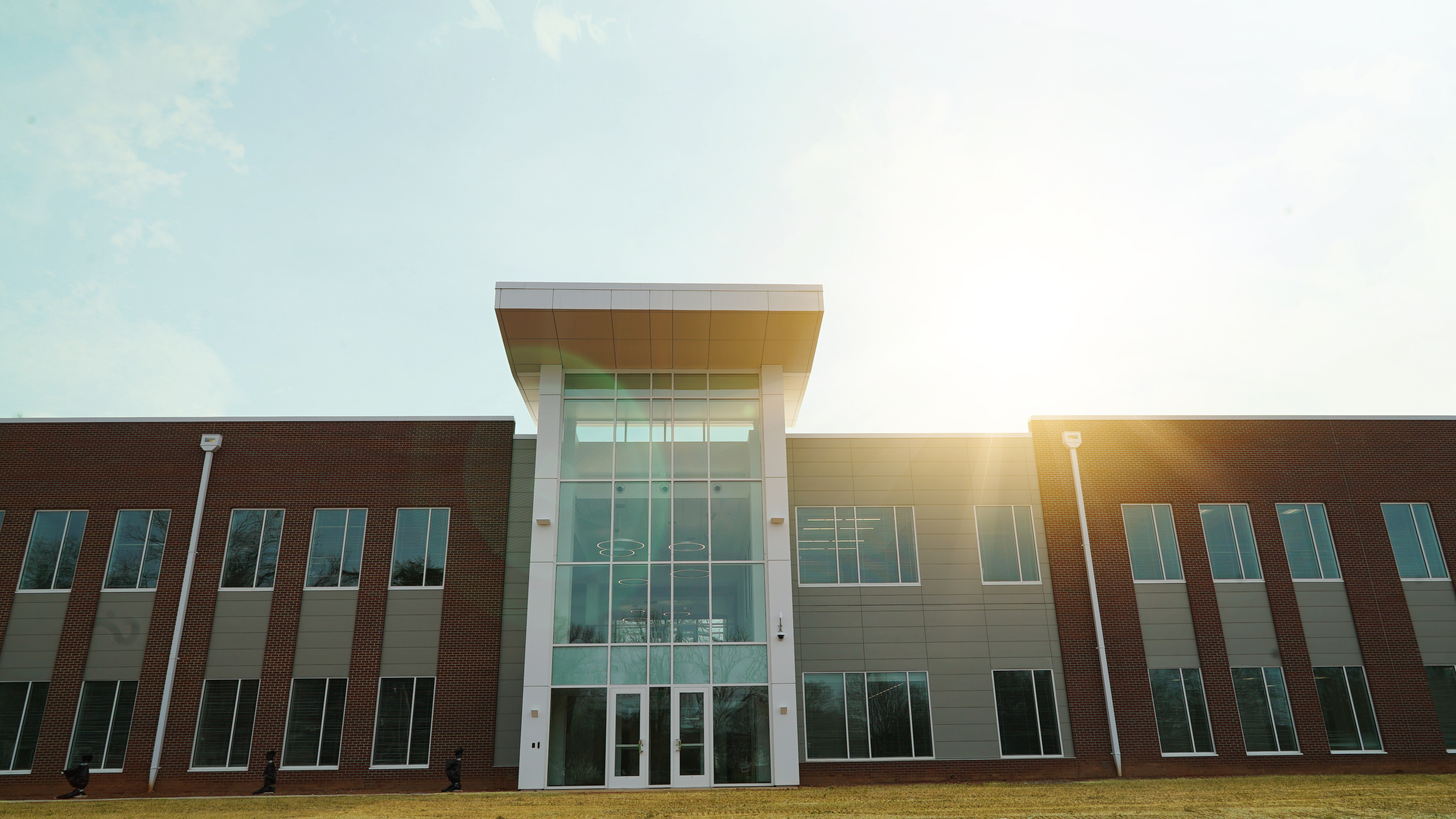 Mitchell's Health Sciences Building, home of the Associate Degree Nursing program