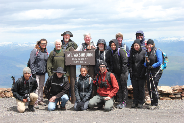 Project Yellowstone 2017 participants