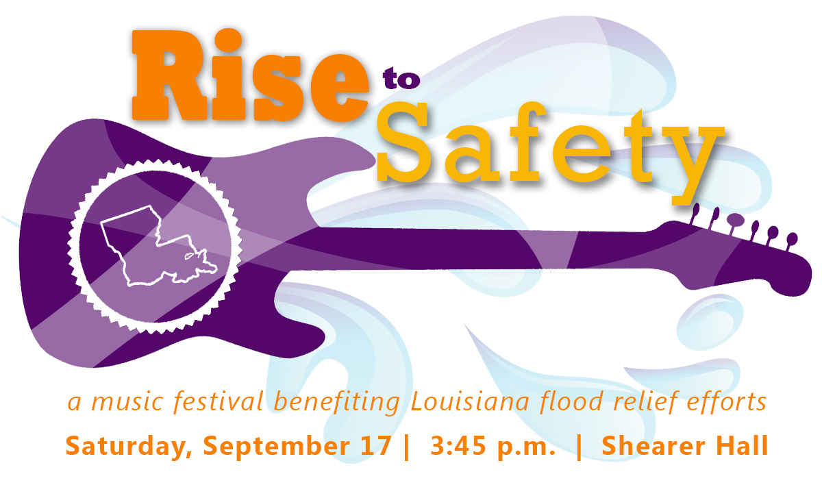 Rise to Safety September 17, 2016