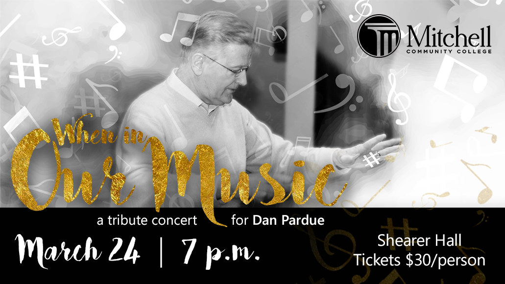 When in Our Music–a tribute concert for Dan Pardue