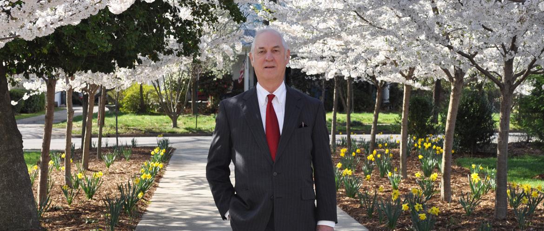 Dr. Douglas Eason, President Emeritus
