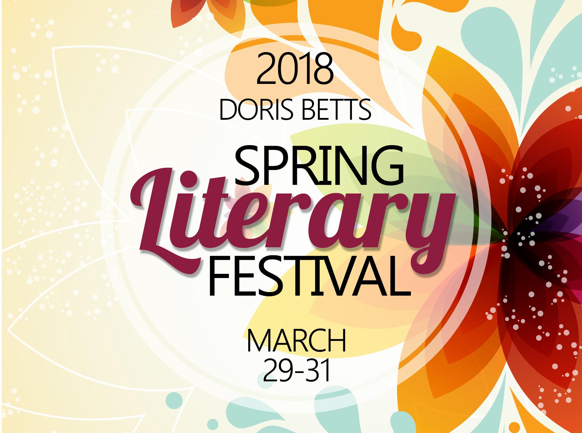 2018 Spring Literary Festival