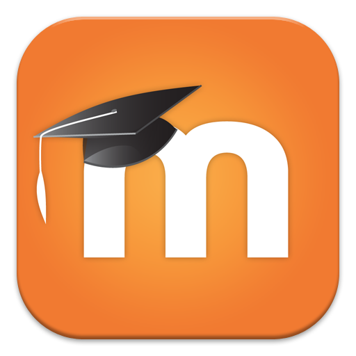 Moodle-button