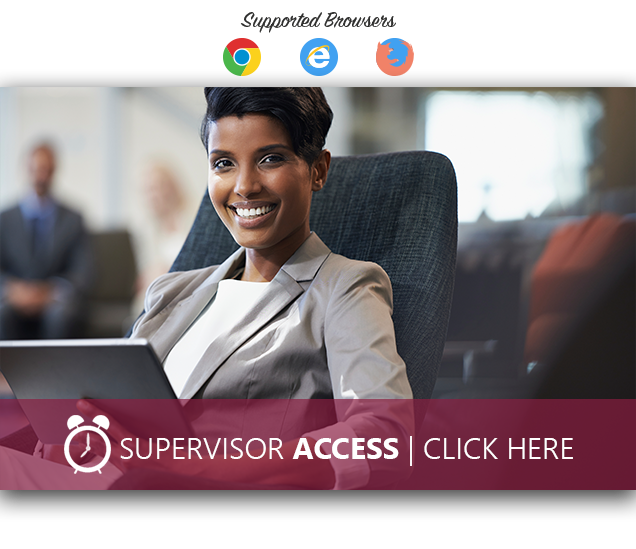 TimeClock Plus Supervisor Access