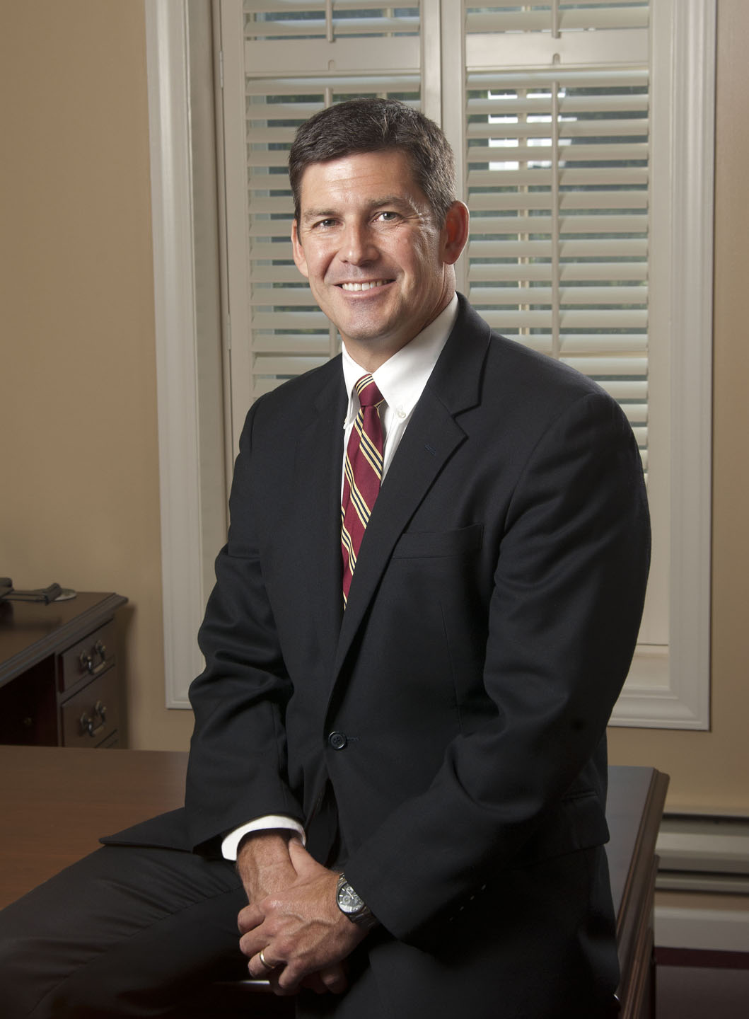 Dr. James T. Brewer, President.