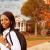 A student on Mitchell's Statesville campus.