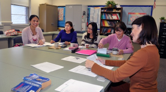 High School Equivalency and Basic Skills at Mitchell Community College