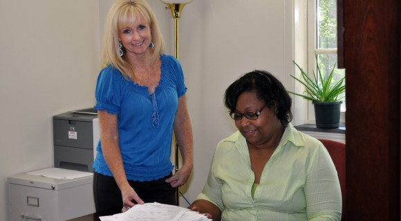 Financial aid personnel are ready to help