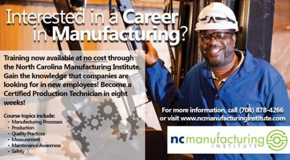 NC Manufacturing