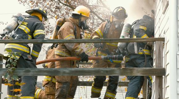 Fire Training Header