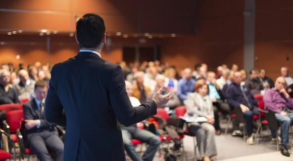 Small Business seminar in progress