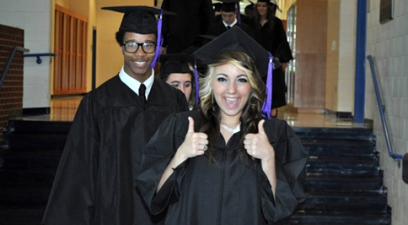 VPAC give their early college high school experience two thumbs up