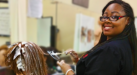 Cosmetology, Public Service at Mitchell Community College, Statesville, NC