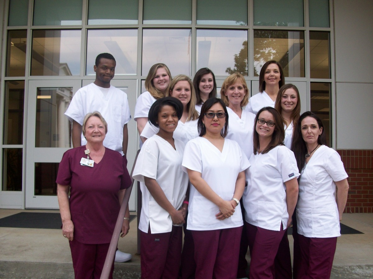 Students complete cna program in statesville mitchell community mitchell nursing assistant i cna i class 1betcityfo Choice Image