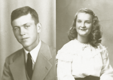 Mr & Mrs Ray Raymer (Young)