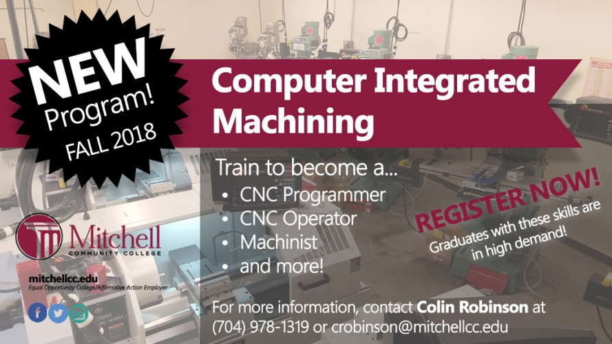 Computer-Integrated Machining Program