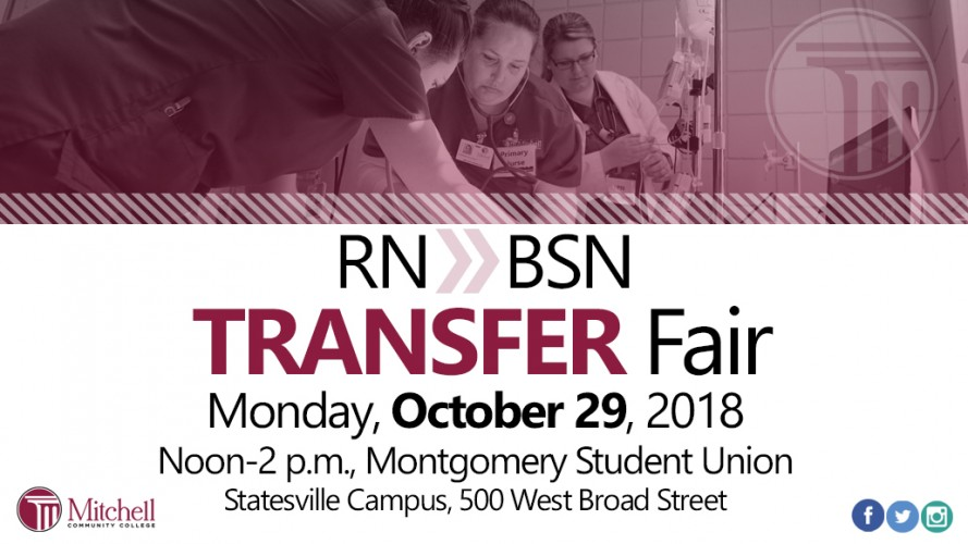 RN to BSN Transfer Fair - Oct 2018